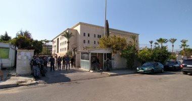 لبنان: مظاهرات بمحيط قصر العدل وانتشار أمنى كثيف للجيش