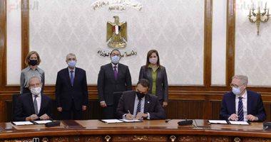 رئيس الوزراء يشهد توقيع اتفاقية إنتاج الهيدروجين الأخضر