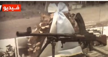 ما لا تعرفه عن متحف الحرب العالمية الثانية فى مصر وسر الكتاب المقدس..فيديو