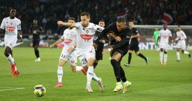 صورة ملخص وأهداف مباراة باريس سان جيرمان ضد أنجيه فى الدورى الفرنسى