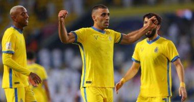 السعودية نيوز |                                              النصر السعودى يكتسح الوحدة بخماسية ويتأهل لنصف نهائى دوري أبطال آسيا