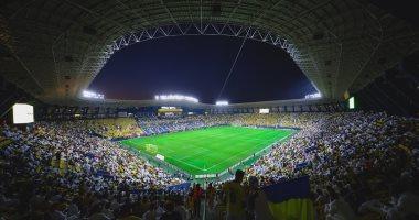 السعودية نيوز                                                وزارة الرياضة السعودية تعلن عودة الجماهير بنسبة 100% بداية من اليوم