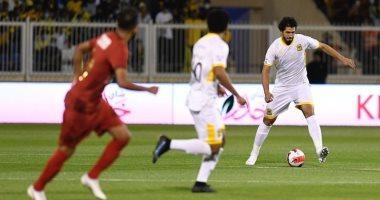 السعودية نيوز |                                              الاتحاد يسقط فى فخ التعادل أمام ضمك بمشاركة أحمد حجازى بـ الدورى السعودى