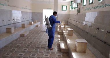 الإجراءات الاحترازية لفتح دورات المياه فى المساجد