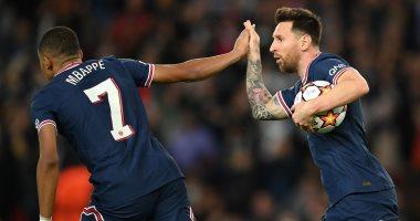 صورة ملخص وأهداف مباراة باريس سان جيرمان ضد لايبزيج في دوري أبطال أوروبا