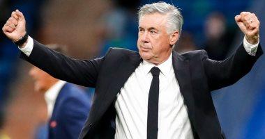 صورة أنشيلوتى: ريال مدريد قدم أداء رائعا ضد شاختار.. والكلاسيكو قصة مختلفة