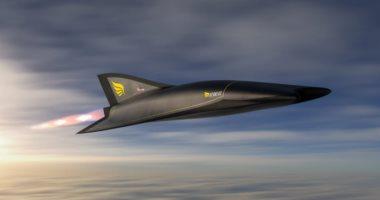 تصميم طائرة فائقة السرعة