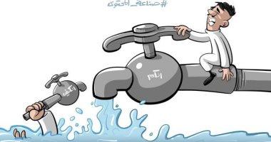 السعودية نيوز |                                              انتشار صناع المحتوى غير الهدف على منصات التواصل الاجتماعى فى كاريكاتير سعودى