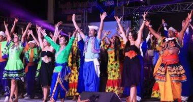 مهرجان الإسماعيلية الدولى للفنون الشعبية