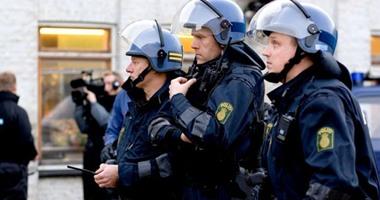 اعتقال سويدى للاشتباه فى تورطه بانفجار وكالة الضرائب بالدنمارك