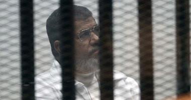 محاكمة الرئيس الأسبق محمد مرسى
