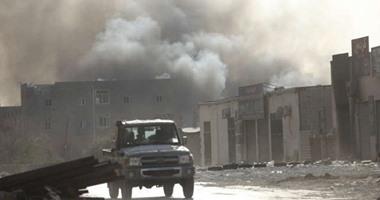 تفجير القبة بليبيا