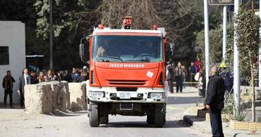 الحماية المدنية تسيطر على حريق شقة سكنية بالمرج دون إصابات
