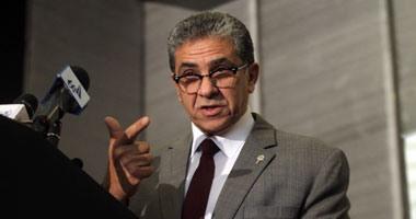 الدكتور خالد فهمى وزير البيئة