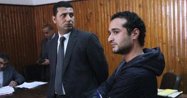 النقض تقبل طعن أحمد دومة على حكم حبسه 3 سنوات فى قضية إهانة القضاء