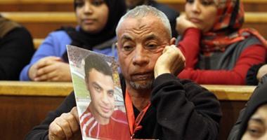 أهالى شهداء مذبحة بورسعيد – أرشيفية