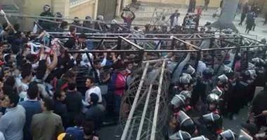 رئيس نادى الزمالك: الشرطة لم تطلق الرصاص والبلطجة سبب الوفيات
