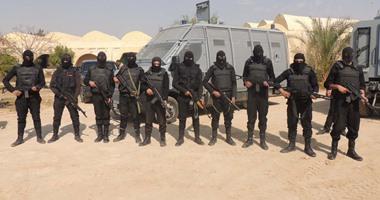 27 مساعد وزير ومدير أمن ينتشرون بالمحافظات قبل ساعات من افتتاح القناة