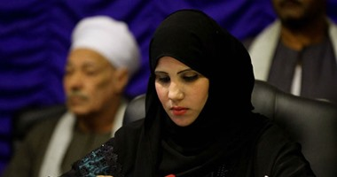 """النائبة سارة صالح بعد فصلها من """"برلمانية المحافظين"""": """"بقول لنفسى مبروك"""""""
