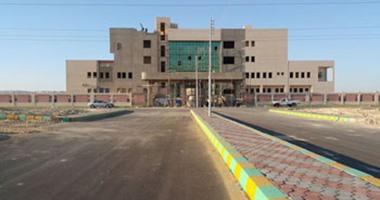 """""""صحة العريش"""": تجهيز مستشفى نخل الجديدة تمهيدا للافتتاح قريبا"""