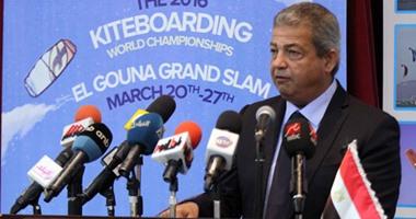 وزير الرياضة: بعثة مصر فى الألعاب الأولمبية ستصل إلى 120 لاعبا ولاعبة
