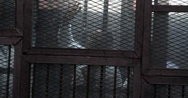 """بدء جلسة محاكمة المتهمين بقضية """"اقتحام قسم شرطة حلوان"""""""