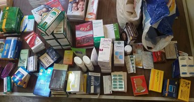 القبض على صيدلى بتهمة تخزين أدوية مغشوشة لتحقيق أرباح غير مشروعة فى السلام