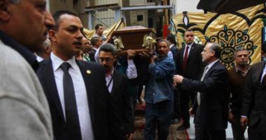 """""""وشاح النيل"""" يمنح بطرس غالى جنازة عسكرية من ساحة المشير طنطاوى"""