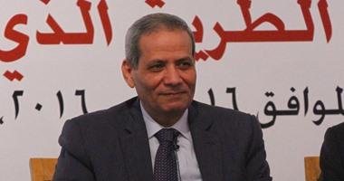 وزير التعليم ومحافظ الجيزة يفتتحان مدرستين بكرداسة بإجمالى 81 فصلا دراسيا