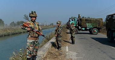 مقتل متمردين اثنين فى اشتباكات مع القوات الهندية بإقليم كشمير