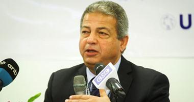 وزير الشباب والرياضة: 97 ألف شاب يحضرون الحوار الوطنى