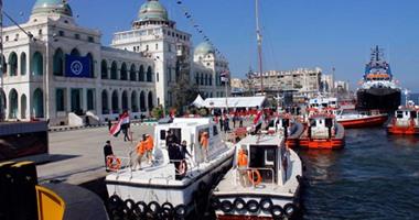 """توقف الصيد بميناء بورسعيد بسبب """"نوة الغطاس"""""""
