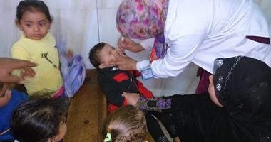 صحة شمال سيناء تستعد لحملة مرض شلل الأطفال وفحص 2779 بحملة 100 مليون صحة