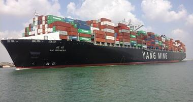 عبور 91 سفينة قناة السويس بحمولة 4.5 مليون طن خلال يومين