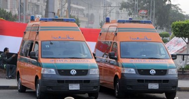 سيارة إسعاف – أرشيفية