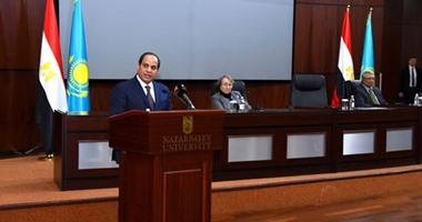 سفير مصر فى طوكيو: السيسى يشارك بكتابة مقال بأكبر جريدة اقتصادية باليابان