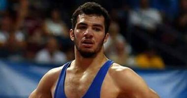 تجنيس لاعب المصارعة المصري للعب لمنتخب بلغاريا