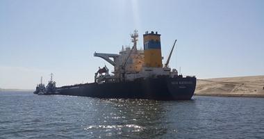 عبور 2724 سفينة بحمولة 158.3 مليون طن قناة السويس خلال شهرى يناير وفبراير