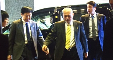 الرئيس السيسى يستقبل محافظ طوكيو لبحث الاستفادة من تجربة حل أزمة المرور