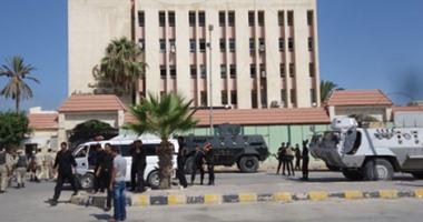 ضبط 38 هاربا من تنفيذ أحكام فى شمال سيناء