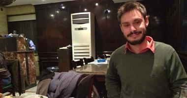 أمن الجيزة:الإيطالى المختفى توفى بحادث سيروإخطار السفارة لتسلم الجثة