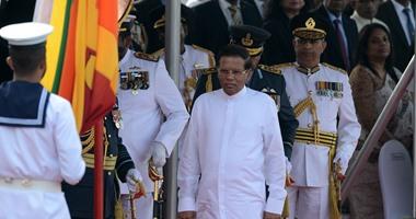 رئيس سريلانكا: الشرطة تسعى لإلقاء القبض على 140 شخصا على صلة بتنظيم داعش
