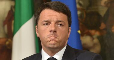 رئيس وزراء إيطاليا ماتيو رينزى