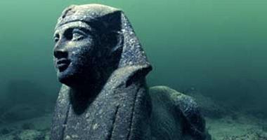 الحكومة: آثار مصر بمعرض المدن الغارقة بكاليفورنيا سليمة وآمنة