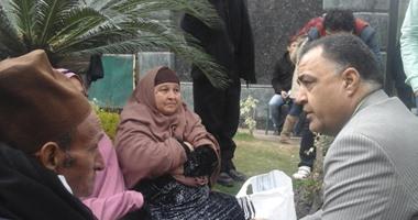 """إلهامى عجينة عن رفضه ختان الإناث: """"المرأة لازم تقف مع جوزها مش تاكله"""""""