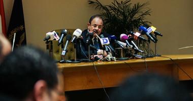 وزير الداخلية:ضبط جميع عناصر الخلية الإرهابية المسئولة عن اغتيال هشام بركات