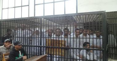استئناف محاكمة 14 إخوانيا متهمين بالتحريض على العنف بسوهاج