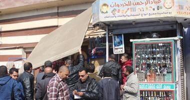 إزالة 198 حالة إشغالات وتعديات بمدينة بنى سويف