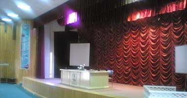 باحثون عرب جدد فى المؤتمر الفكرى للهيئة العربية للمسرح بتونس