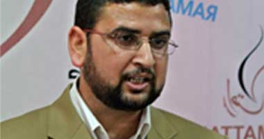 سامى أبو زهرى المتحدث باسم حركة حماس
